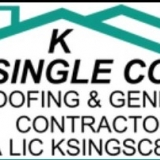 K Single Corp Trusted Roofing Contractor Image 1