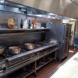 Private Full Commercial Kitchen Image 2