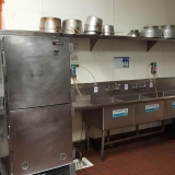 Private Full Commercial Kitchen Image 4