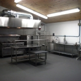 Commercial Kitchen Rental Space