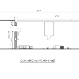 Large Commercial Kitchen Available Image 1
