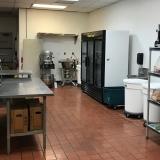 Mixers, tables, freezer