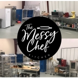The Messy Chef Kitchen Image 1