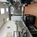 Fully Outfitted Commercial Kitchen for Rent Image 1