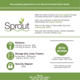 Sprout Shared Use Licensed Kitchen Image 1
