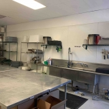 Fully Equipped Commercial Kitchen for Lease (IRVINE) Image 2