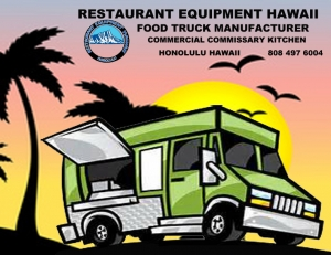 Commercial Kitchen Hawaii