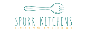 Spork Kitchens - Hourly Kitchen Rental + Monthly Storage Rental