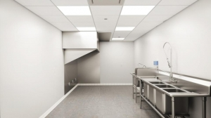 Private Commercial Kitchen Available to Expand Your Biz Quickly: Houston - Midtown area - 77004