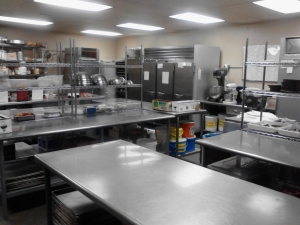 Commercial Bakery Kitchen