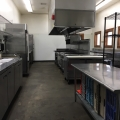 Commercial Kitchen at Winery in Yadkin Valley