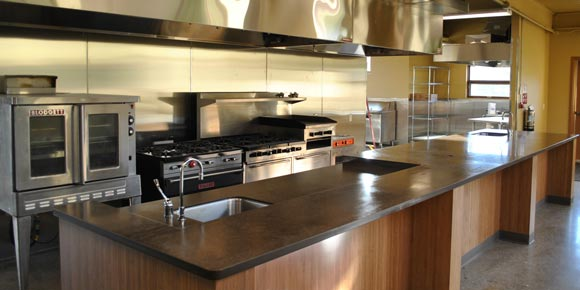 Browse Commercial Kitchens for Rent by State