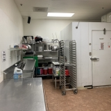 Walk-in and Cleaning Station