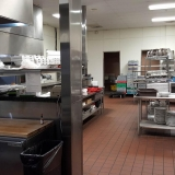 Private Full Commercial Kitchen Image 1