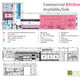 NYC Commercial Kitchen Available Image 2