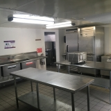 Newly updated, full-building (not shared) Commercial Kitchen in Longmont, great for retail food purveyor, caterer, or food truck company Image 3