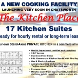 New Facility 17 Kitchen Spaces Short or Long Term Image 1