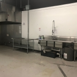 Prep Kitchen with hood NOW AVAILABLE