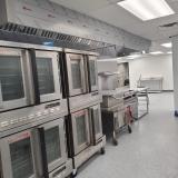 Baking kitchen