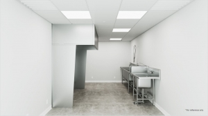 Private Commercial Kitchen Available to Support Your Business: Downtown Philadelphia