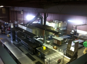 S & H Foods Commercial Kitchen